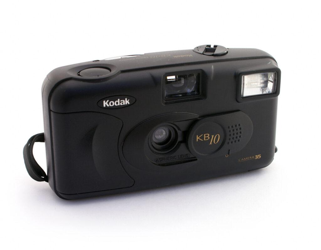 Consumer grade Kodak KB10 35 Millimeter camera