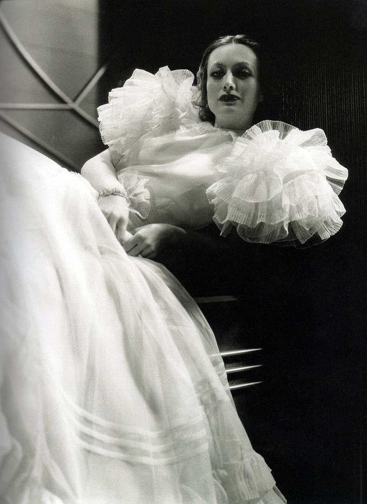 A Studio Portait of Joan Crawford