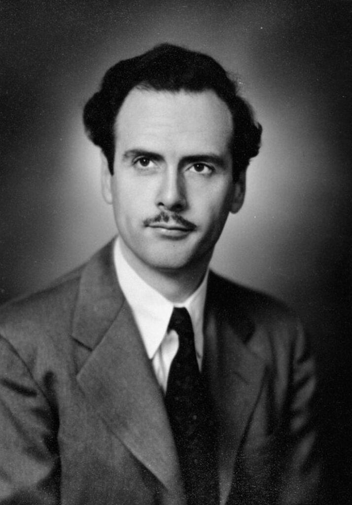 A portrait Marshall McLuhan